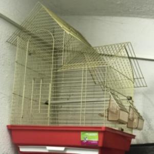 Κλουβι για πουλια