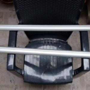 Μπάρες οροφής αλουμινίου για Opel Corsa
