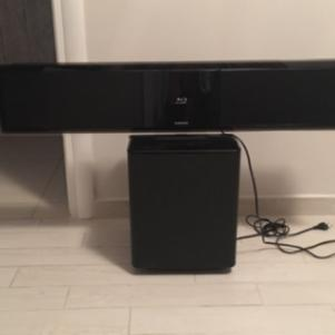 Samsung Blue-Ray HT-BD8200 Home Theater