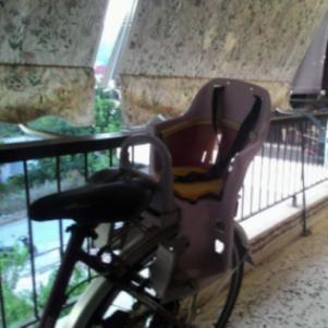 Παιδικό κάθισμα ποδηλάτου