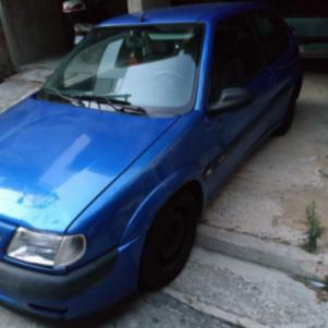 Citroen saxo look vts 1.4