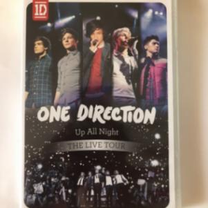 One Direction - Up All Night (The Live Tour)