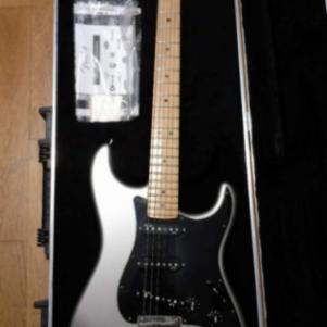 Fender Stratocaster American Deluxe Tungsten