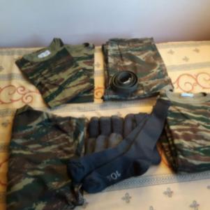 Στρατιωτικά ρούχα
