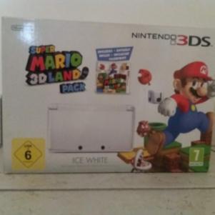 Nintendo 3DS ice white
