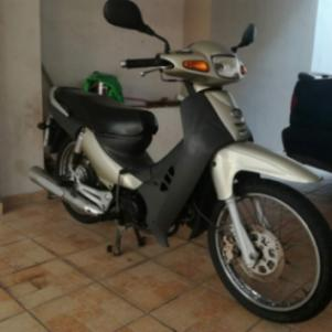 Μοτοσυκλέτα Modenas Kriss 115cc