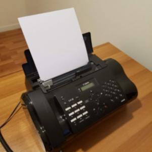Fax Canon JX210-P