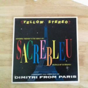 Dimitri From Paris - Sacrebleu 2XLPs