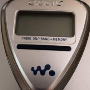 SONY CD MP3 RADIO AM FM