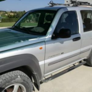 Jeep Cherokee 2.4 limited