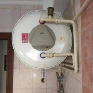 Θερμοσίφωνας boiler