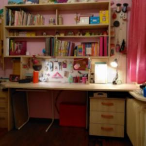 Γραφείο - Βιβλιοθηκη