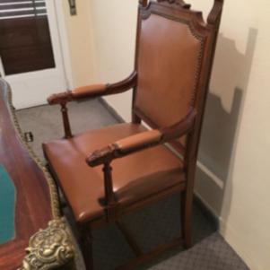 Καρέκλα με χέρια