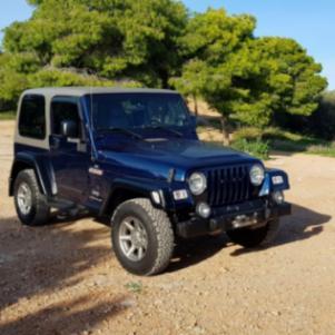 Wrangler tj 2003 limited 2.4