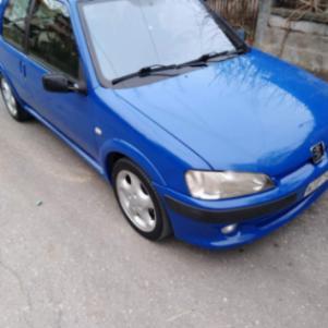 Peugeot Rallye 106