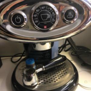 Μηχανη καφε iperespresso illy -Francis x7.1