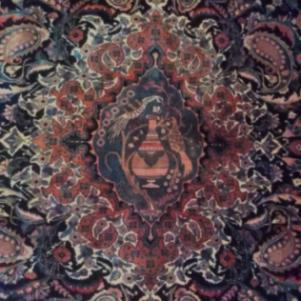 ιρανικό χειροποίητο χαλί