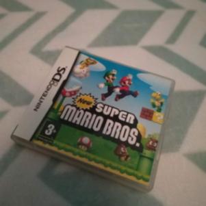 Super Mario Bros για κονσόλες Ds
