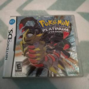 Pokémon Platinum Ds