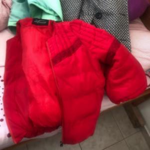 Κοκκινο μπουφαν