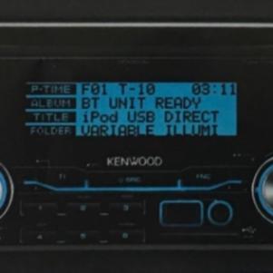Ράδιο-cd KENWOOD