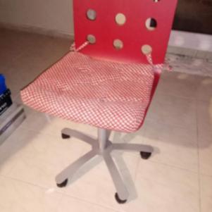Καρέκλα γραφείου Κόκκινη