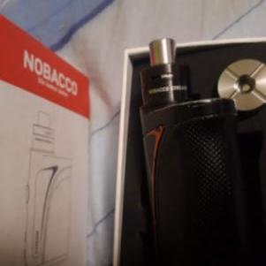Ηλεκτρονικό Τσιγάρο με ατμοποιητή! Nobaco