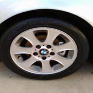 Γνήσιες Ζάντες BMW 16