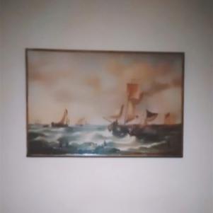 Πίνακας Καράβια