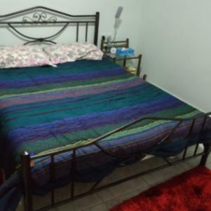 Διπλό Κρεβάτι, Στρώμα & Κομοδινα