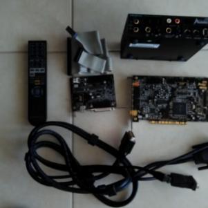 Soundblaster Audigy EX Καρτα ηχου PCI