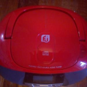 FJ CD-Player