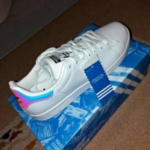 Adidas stan smith iridiscent