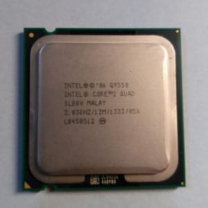 Επεξεργαστής Socket 775 Q9550
