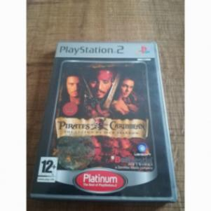 THE PIRATES OF THE CARRIBEAN- THE LEGEND OF JACK SPARROW PS2