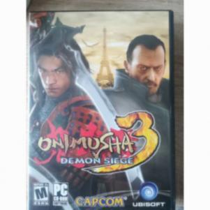 ONIMUSHA 3 DEMON SIEGE PC GAME