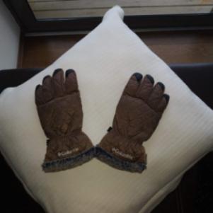 Columbia γάντια.. μοντέρνα και ζεστά