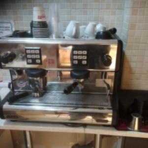 La Scala Mηχανη Espresso