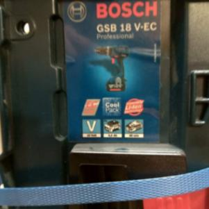 Bosch GSB 18v-ec