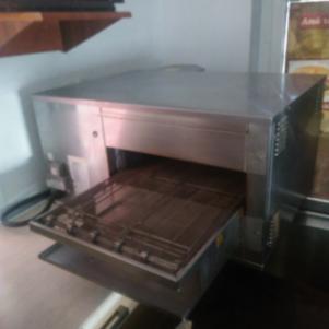 Τουνελ φούρνος MULTI Lincoln DTF πίτσας τούνελ ΗΛΕΚΤΡΙΚΟΣ