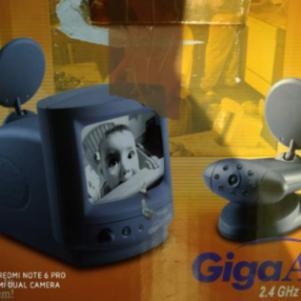 Κάμερα για να βλέπετε το παιδί σας