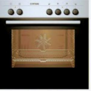 Κεραμικη εντοιχιζομενη κουζινα 2 τεμαχιων, αποσπομενη εστια απο