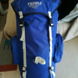 Σακίδιο πλάτης TERRA 55lt