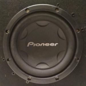 Sub Woofer Pioneer 800 Watt -  400 Watt Rms