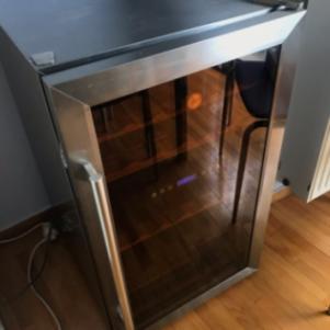 Hoover wine cooler