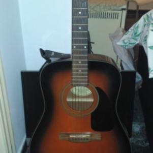 Ακουστική Fender
