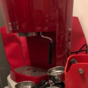 Gaggia Espresso Color με accessories 150€