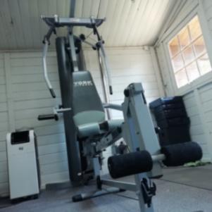 Πολυόργανο / Πολυμηχάνιμα  Γυμναστικής York Gym 570 (ΑΡΙΣΤΗ ΚΑΤΑ