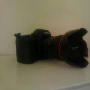 CANON EOS 5D MARK II WITH CANON EF 24-105 F4 L IS USM