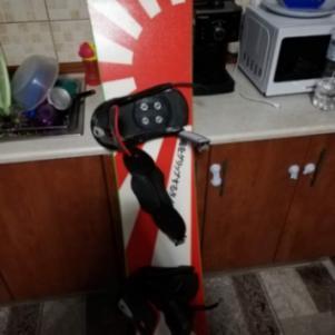 Συλλεκτική Σανιδά Snowboard YOKOHAMA